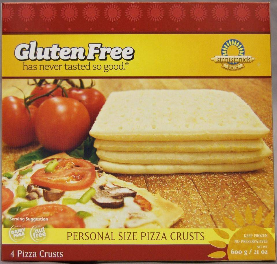 Gluten Free Pizza Crust Review | Fruitful Fellowship