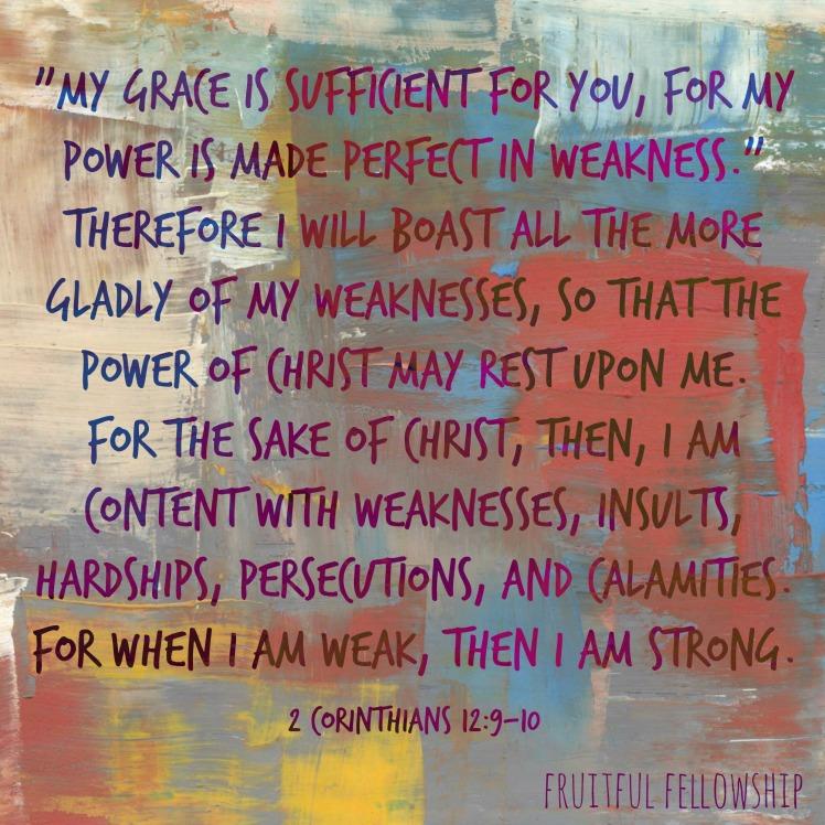 2corinthians12:9-10