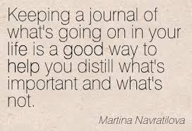 Journaling Quote